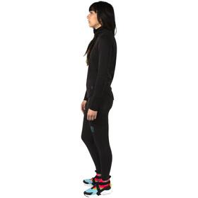 Topo Designs Tech T-shirt Manches longues Col roulé Femme, black